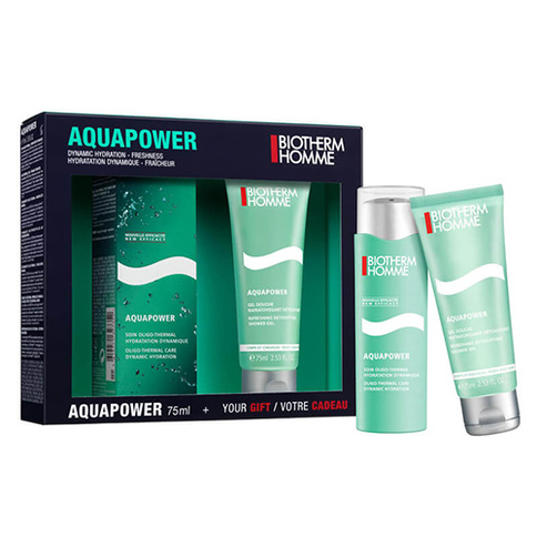 Biotherm Aquapower Duo Set