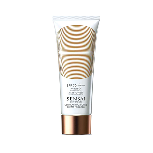 Sensai Silky Bronze Cellular Protective Cream for Body spf 30 150 ml