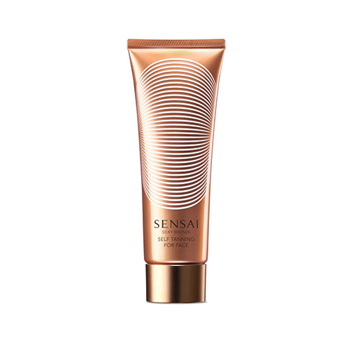 Sensai Silky Bronze Self Tanning For Face 50 ml