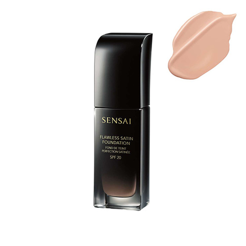 Sensai Flawless Satin Foundation SPF20 30 ml