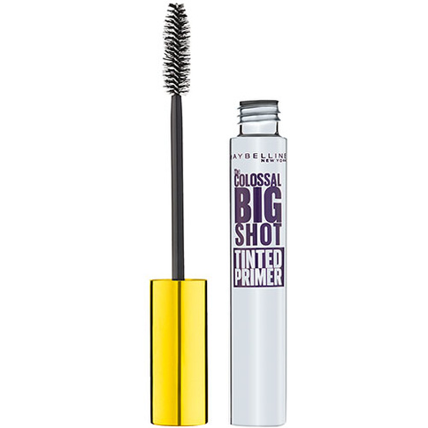 Maybelline New York Volum' Express Colossal Big Shot Primer 8 ml Black fiber