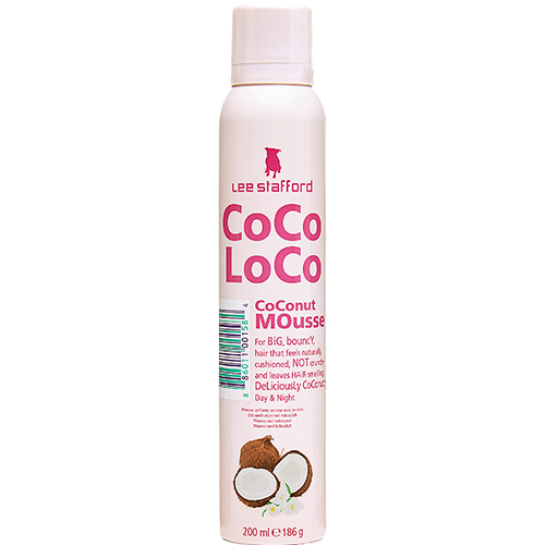 Lee Stafford Coconut Mousse 200 ml
