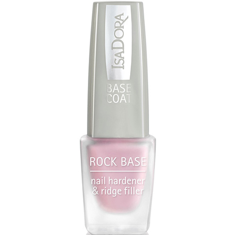 ISADORA NAIL CARE 688 ROCK BASE NAIL HARDENER & RIDGE FILLER