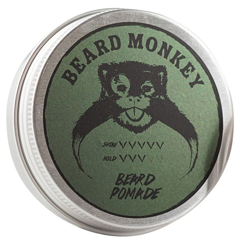Beard Monkey Beard wax Pomade Lemon 60 ml