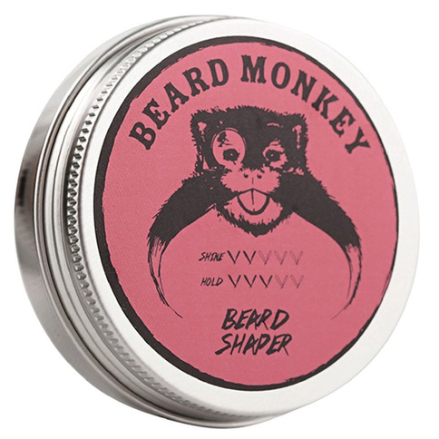 Beard Monkey Beard wax  Shaper orange / cinnamon 60 ml