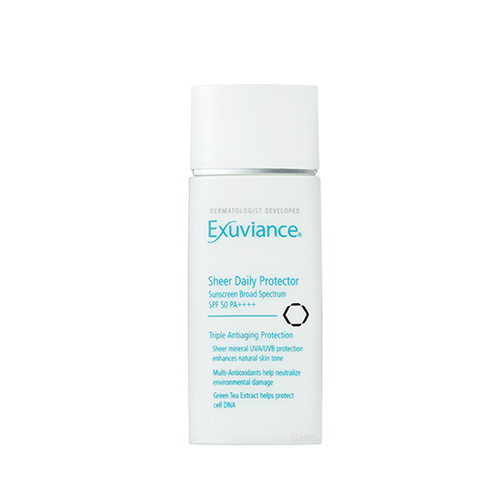 Exuviance Sheer Daily Protector SPF 50 50 ml