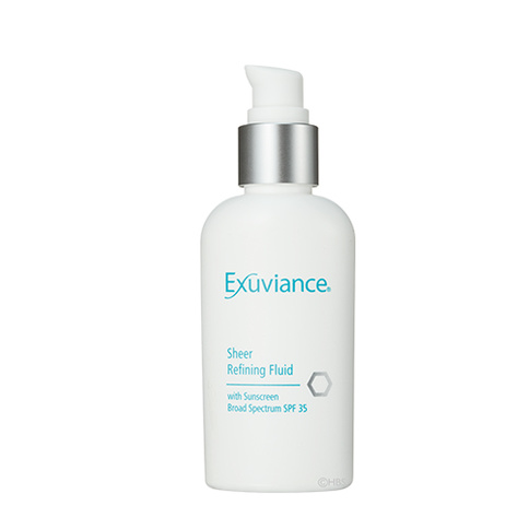Exuviance Sheer Refining Fluid SPF 35 50 ml