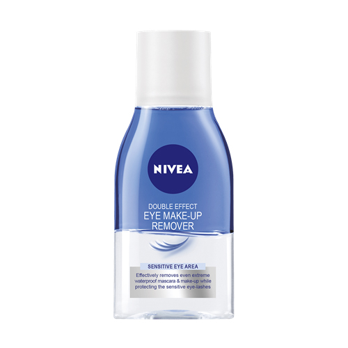 Nivea Double Effect Eye Make Up Remover 125 ml