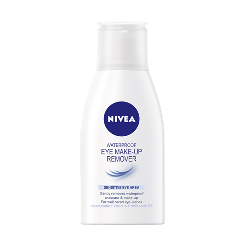 Nivea Gentle Waterproof Make Up Remover 125 ml