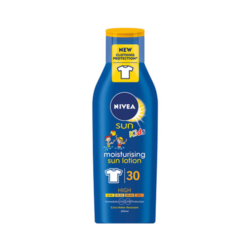 Nivea Kids Moisturising Sun Lotion SPF 30 200 ml