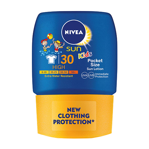 Nivea Kids Pocket Size Sun Lotion SPF 30 50 ml