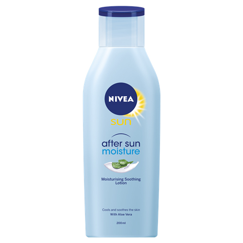 Nivea After Sun Moisturising Soothing Lotion 200 ml