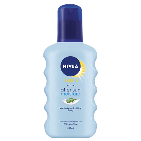 Nivea After Sun Moisturising Soothing Spray 200 ml