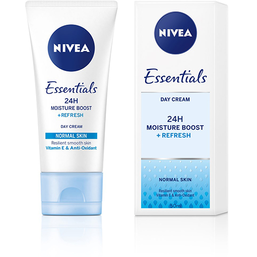 Nivea Essentials Moisturizing Day Cream 50 ml