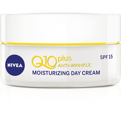 Nivea Q10 Plus Anti Wrinkle Moisturizer Day 50 ml