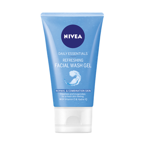 Nivea Daily Essentials Refreshing Wash Gel 150 ml