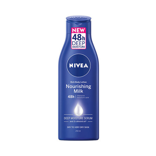 Nivea rich body lotion Nourishing Milk 48h 250 ml