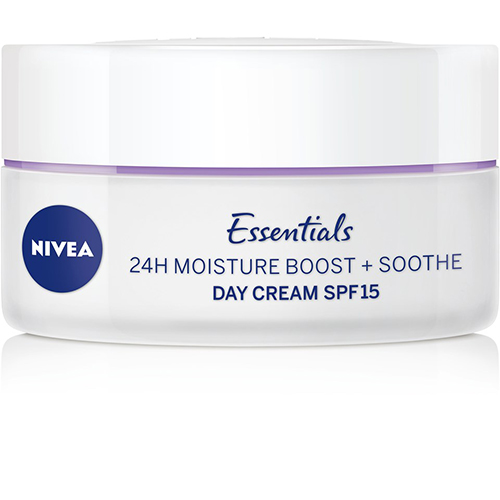 Nivea Essentials Sensitive Day Cream 50 ml