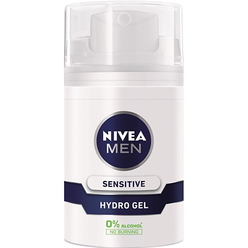 Nivea MEN Sensitive Hydro Gel 50 ml