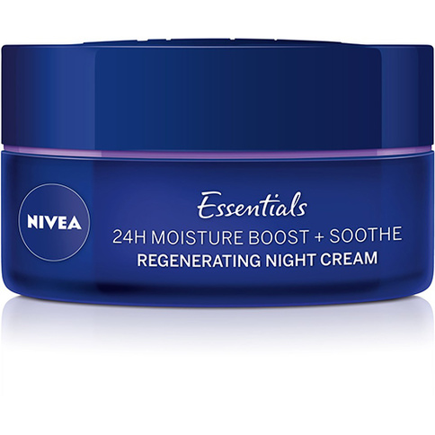 Nivea Essentials Sensitive Night Cream 50 ml