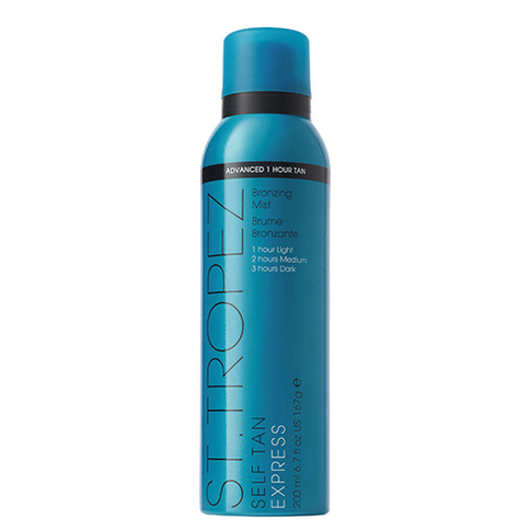 St. Tropez Self Tan Express Mousse 200 ml