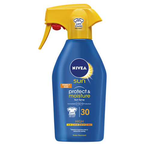 Nivea Protect & Moisture Trigger Spray SPF30 300 ml