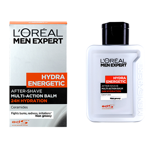 Loreal Men Expert Hydra Energetic After Shave Balm 24h 100 ml
