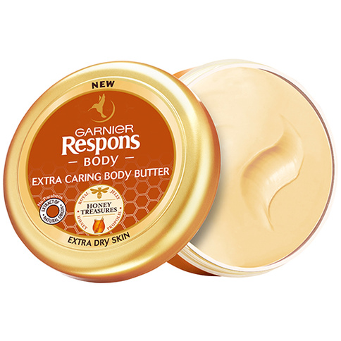Garnier Respons Honey Treasures Body Butter 200 ml