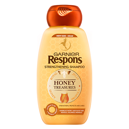 Garnier Respons Honey Treasures Shampoo 300 ml