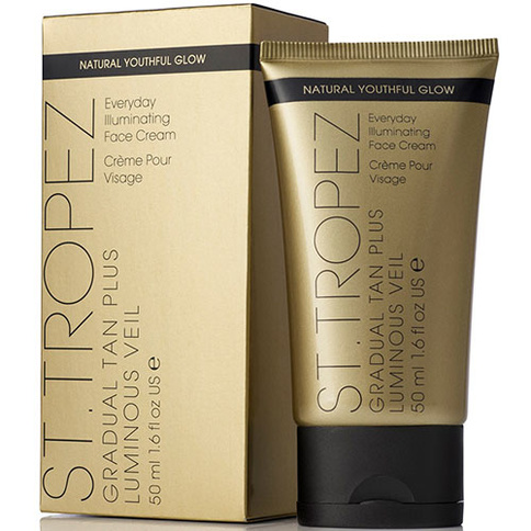 St. Tropez Gradual Tan Plus Luminous Veil Face Cream 50 ml