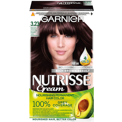 Garnier Nutrisse Cream Dark Quartz 3,23