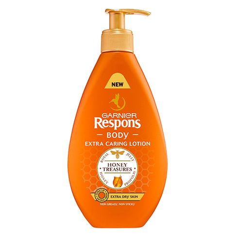 Garnier Respons Body Honey Treasure Lotion