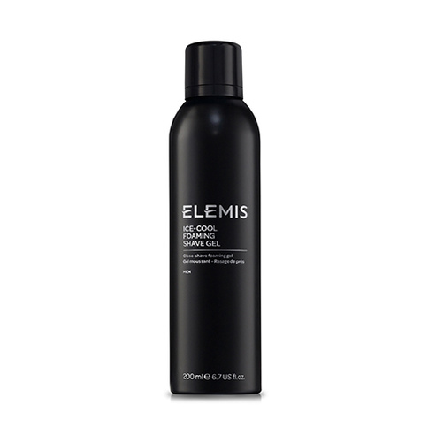 Elemis TIME FOR MEN Ice-Cool Foaming Shave Gel 200 ml