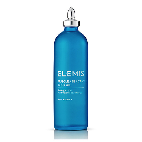Elemis SPA AT HOME BODY PERFORMANCE Musclease Active Body Oil 100 ml
