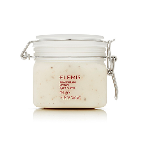 Elemis SPA AT HOME BODY EXOTICS Frangipani Monoi Salt Glow 480g