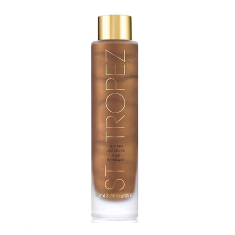 St. Tropez Self Tan Luxe Dry Oil 100 ml