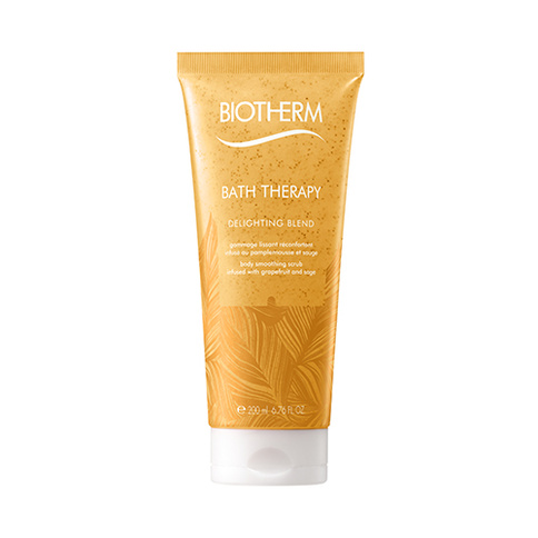 Biotherm Delighting Blend Body Scrub