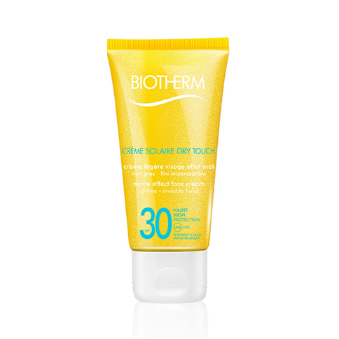 Biotherm Creme Solaire SPF30 Dry Touch UVA/UVB Matte Effect Face Cream 50 ml