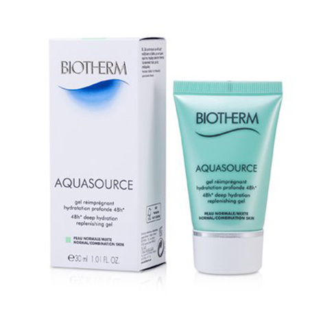 Biotherm Aquasource 48H Deep Hydration Replenishing Gel 30 ml Normal/Combination Skin