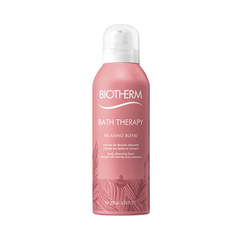 Biotherm Relaxing Blend Cleansing Foam