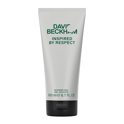 David Beckham Inspired By Respect Shower Gel 200 ml