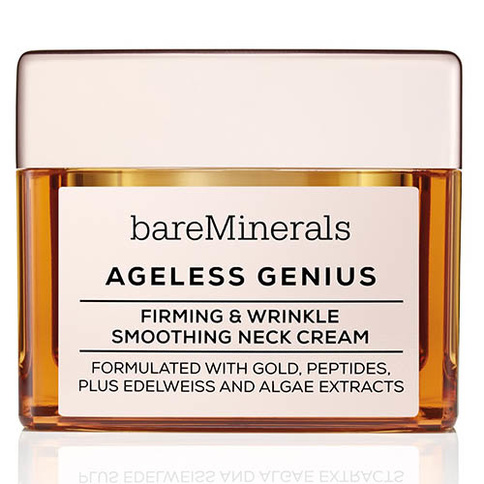 bareMinerals Skinsorials Ageless Genius Firming & Wrinkle Smoothing Neck Cream 5