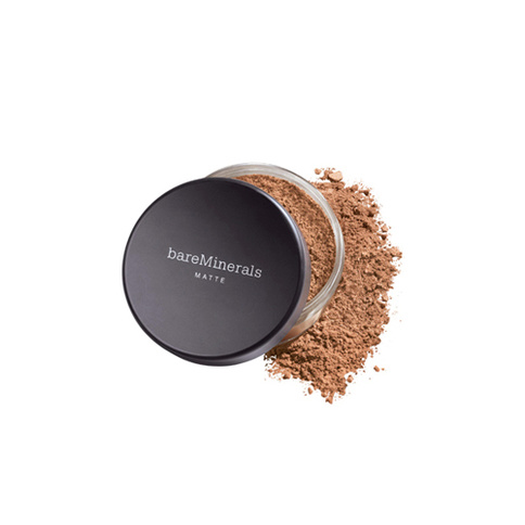 bareMinerals Matte Foundation SPF 15 6g Warm Tan Matte