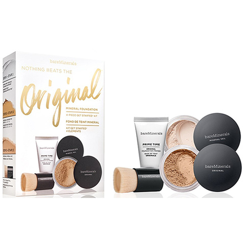 bareMinerals Grab & Go Get Starter Kit Medium Tan