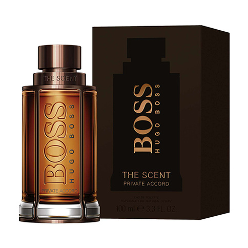 Hugo Boss The Scent Private Accord Edt 200 ml