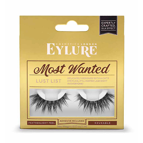 Eylure Most Wanted - Lust List