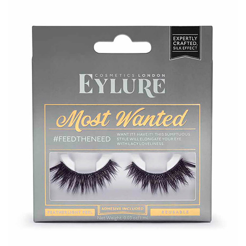 Eylure Most Wanted - #Feedtheneed