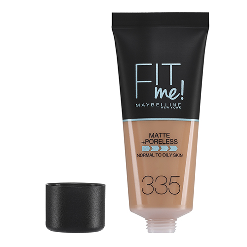 Maybelline Fit Me Matte And Poreless Foundation Classic Tan 335 30 ml