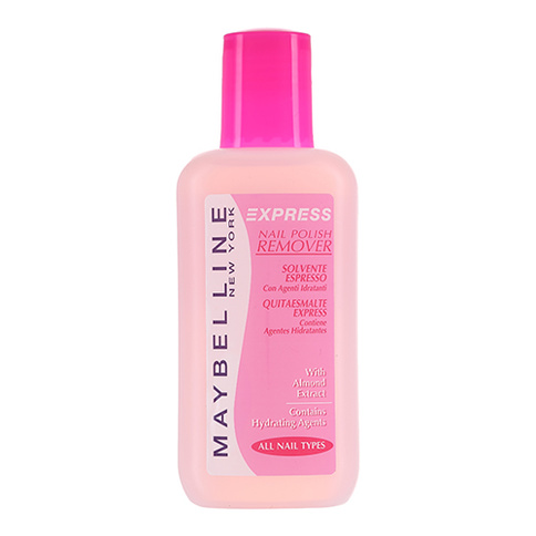 Maybelline Color Show Nail Polish Remover 125 ml Normal Nails