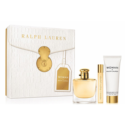Ralph Lauren WOMAN by RL EdP 50 ml Giftset